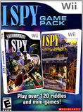 I Spy Game Pack: Ultimate I Spy & I Spy Spooky Mansion (Nintendo Wii)